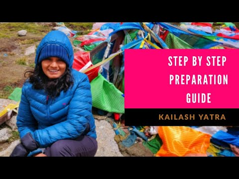 How to PREPARE for Kailash Mansarovar Yatra | A Step-by-step TRAVEL GUIDE for Mount Kailash Yatra