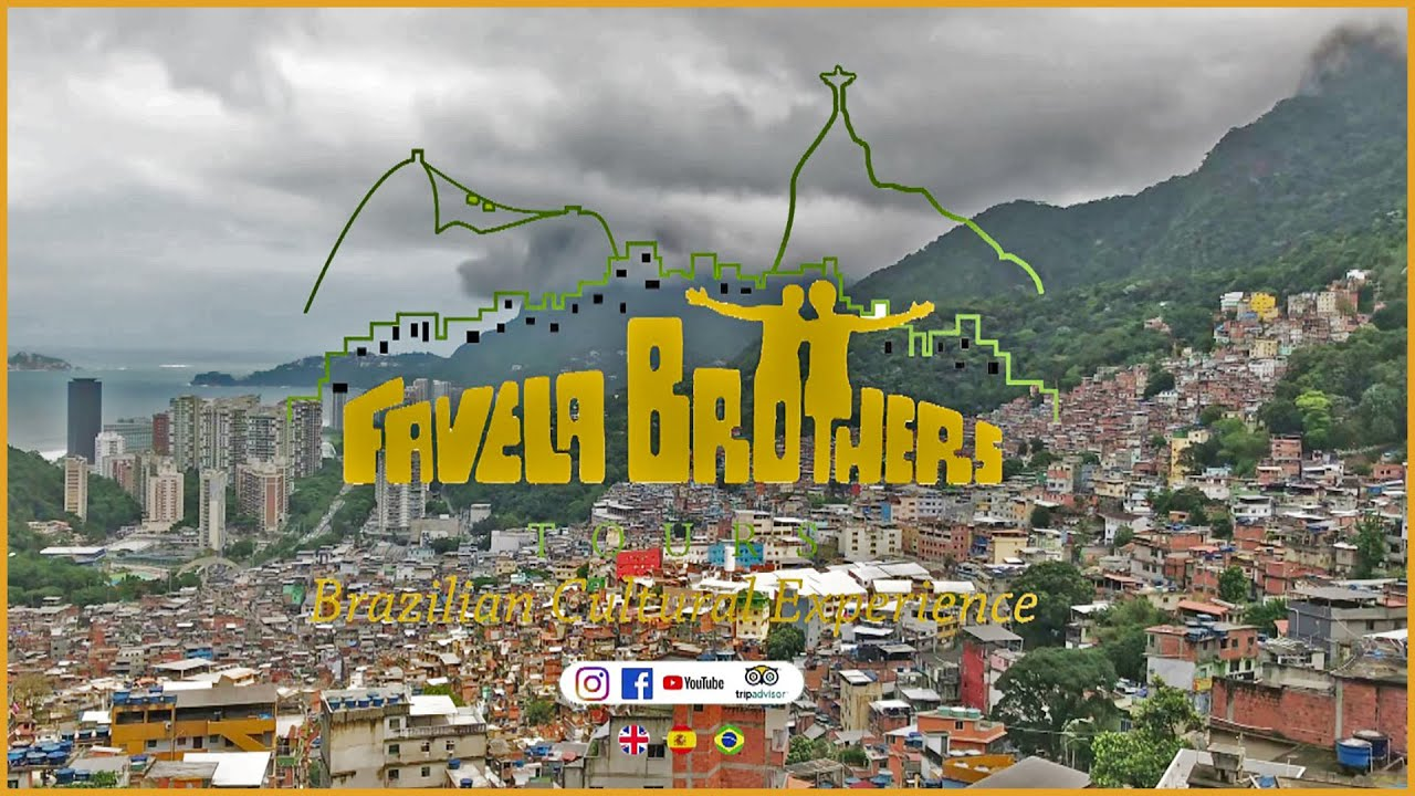 Introduction Favela Brothers Tours | Tour Guide in Brazil
