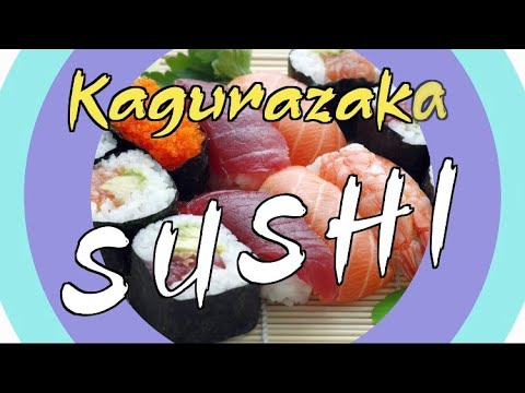 Cheap and good sushi in the heart of Tokyo! Complete travel guide in Japan