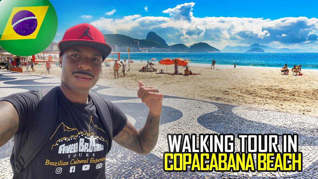 Walking Tour in Copacabana Beach | Favela Brothers Travel Guide