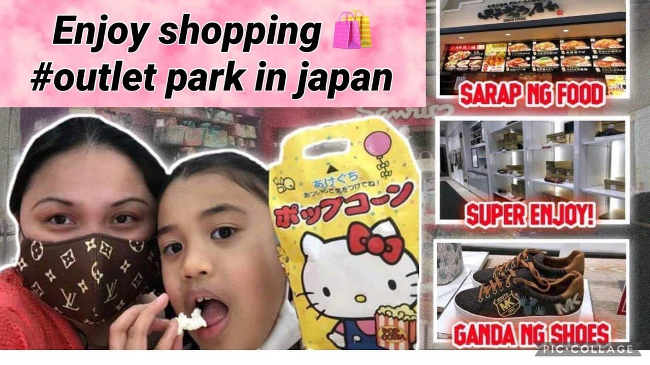 Japan travel guide | outlet park |outlet store in japan 🇯🇵 sale 50 to 70% off 😱