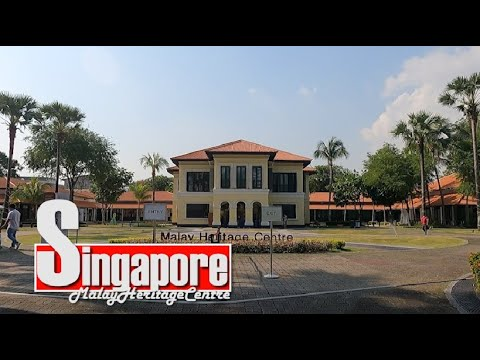 Singapore Today // MalayHeritageCentre - Travel Guide Video