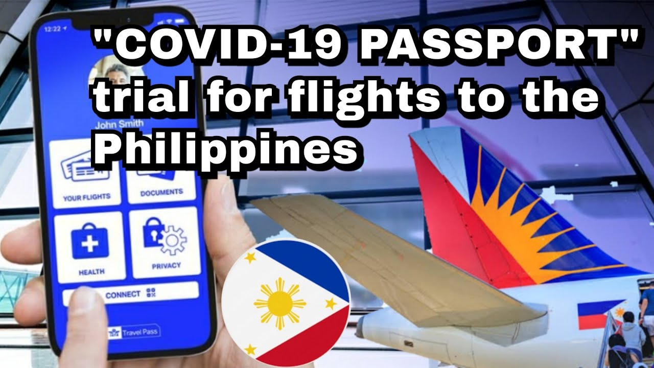 Philippine Airlines joins trial for COVID-19 Passport (Tourism Update)