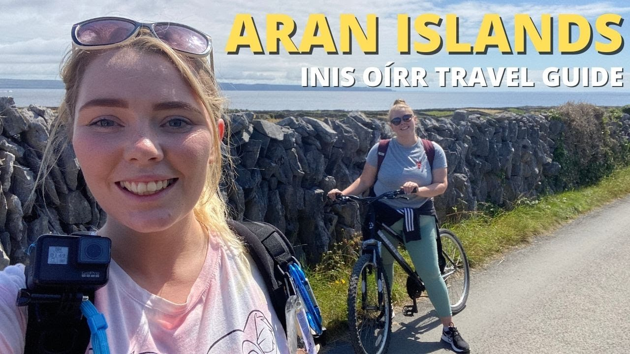 A travel guide to the Aran Islands (Inis Oírr) & a Cliffs of Moher Boat Cruise - Ireland Travel