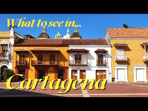 Cartagena in 1 day | What to see in Cartagena, Colombia (+ travel tips in description)