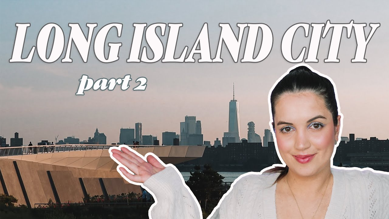 TOP 5 LONG ISLAND CITY Queens 🗽| NYC Travel Guide | Best spots to visit: parks, museums, eat & drink