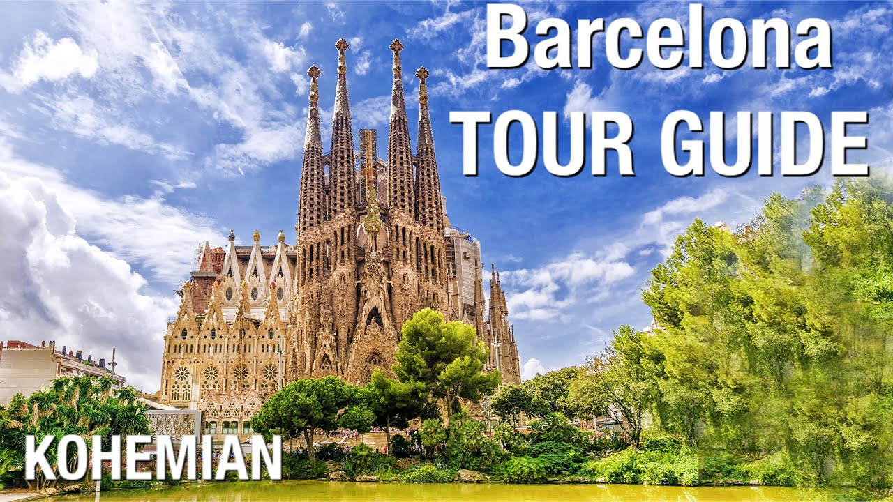 Travel [TOUR GUIDE] Spain Barcelona // Best 10 Most Beautiful Places