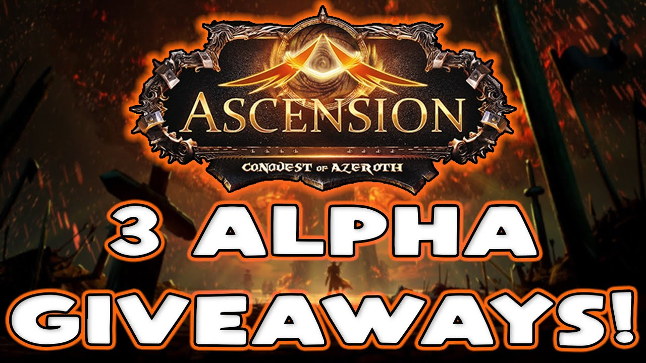 BIG GIVEAWAY! Win a Conquest of Azeroth Alpha Travel Guide!