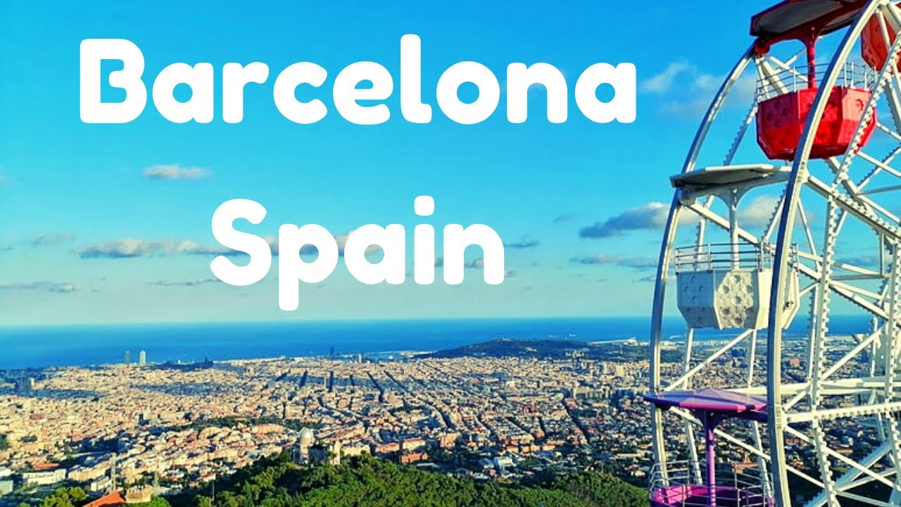 Barcelona travel guide 2021Tips Places & More