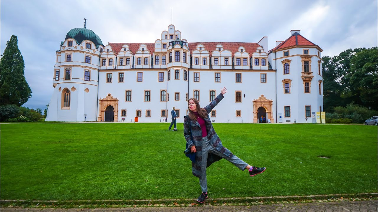 CELLE TRAVEL GUIDE: Visiting a German Castle + Trying Unique German Cuisine (Raw Meat Dish: Roulade)