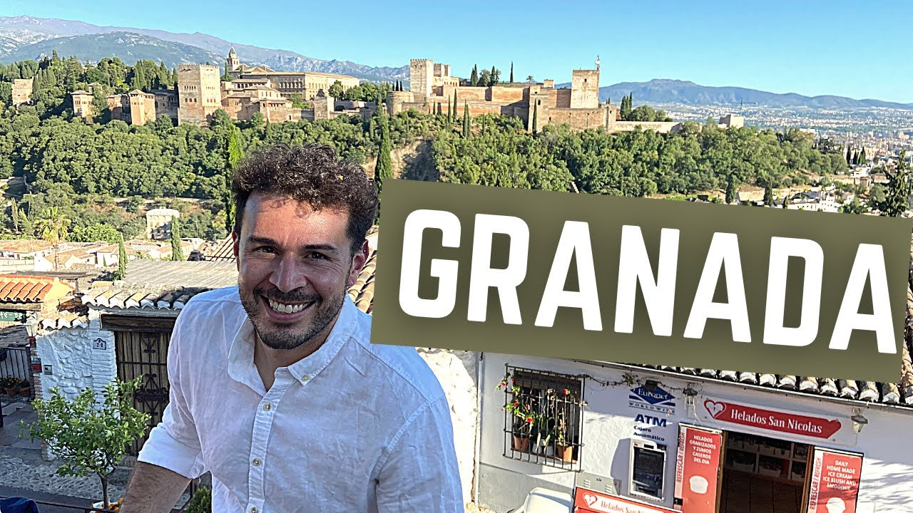 Granada, Spain Travel Guide   5 Things I liked about Granada and some tips for your trip