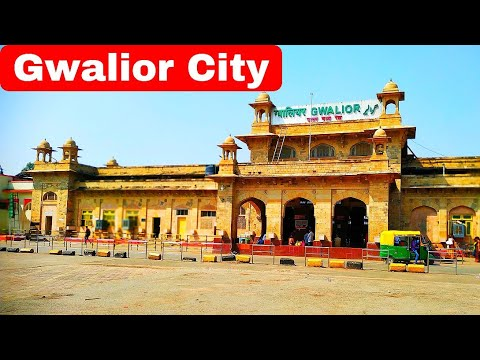 Gwalior City || Best places to visit in Gwalior || Gwalior Travel Guide In Hindi || ग्वालियर