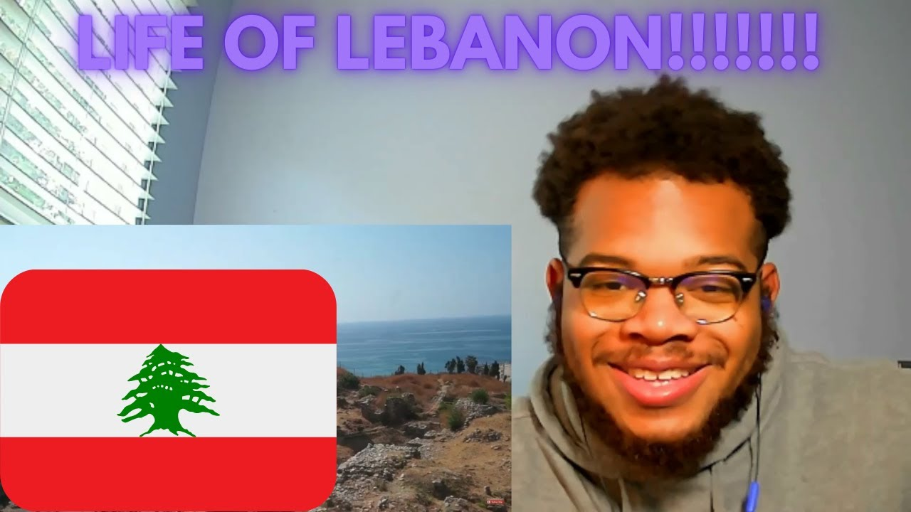 LEBANON!!!! AMERICAN REACTS TO TRAVEL GUIDE TO LEBANON   WILD FRONTIERS (REACTION)!!