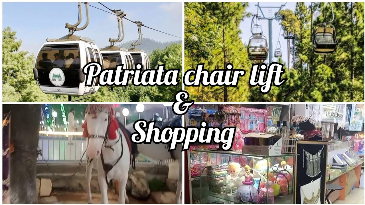 Patriata chair lift and cable car 2021| travel guide to Pakistan | Entertainer & Earnest