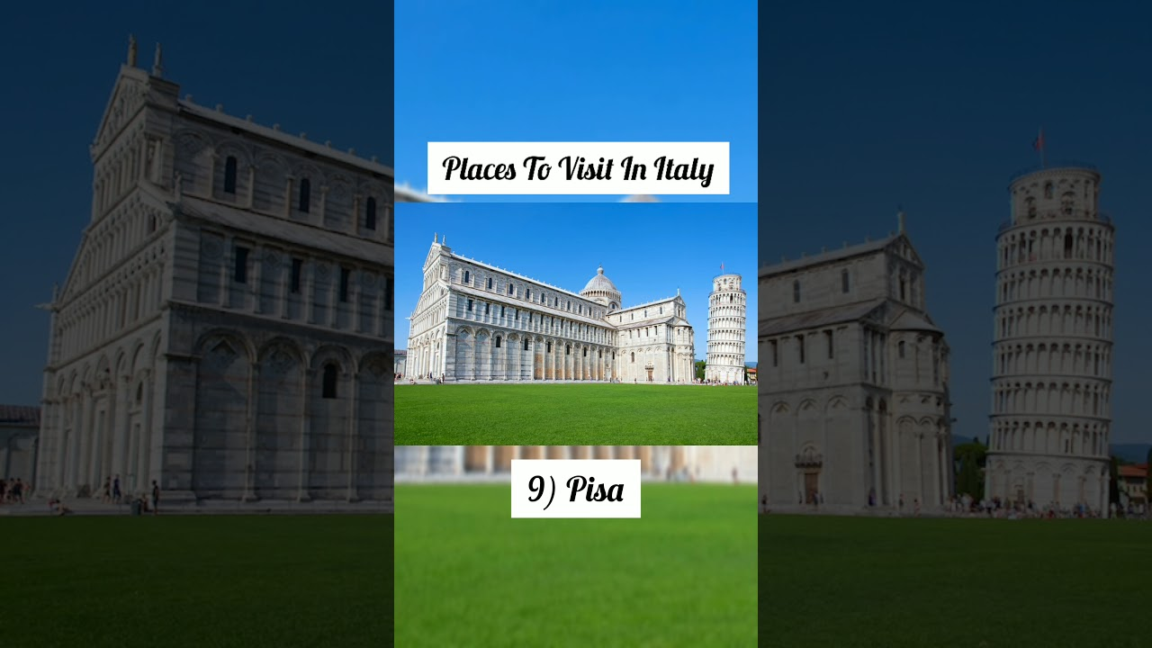 Places To Visit In Italy | Italy Travel Guide #shorts #travel #travelshorts #tourism #trending