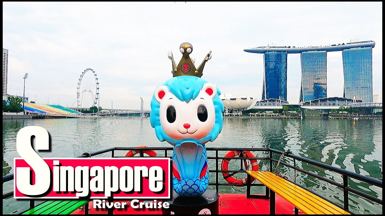 River Cruise Singapore // Travel Guide Video