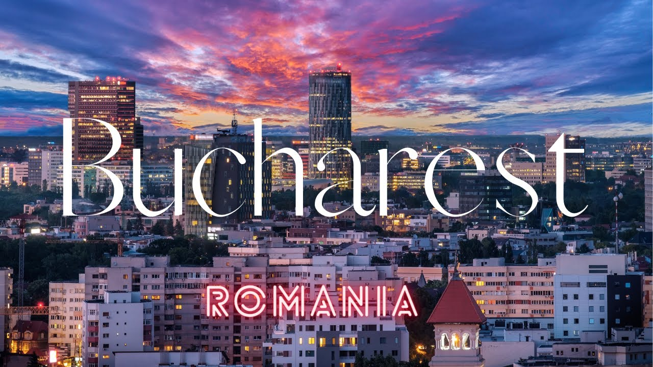 Romania Bucharest - Best things to do and visit - Travel Guide 2021- (The Home of Dracula)